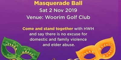 Hairdressers with Hearts Inaugural Masquerade Ball