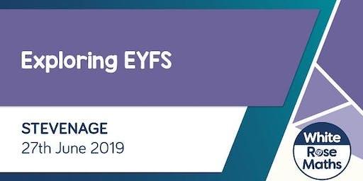 Exploring EYFS (Stevenage)