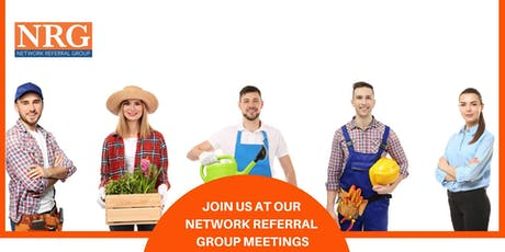 NRG Canning Vale Network Meeting - July tickets