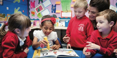 Jolly Phonics Extra Seminar at Sutton Road Primary School and Nursery