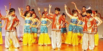 Bollywood Summer Camp for Kids By Rhythmaya