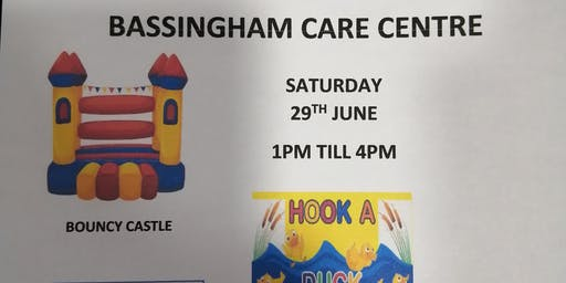 Bassingham summer fete