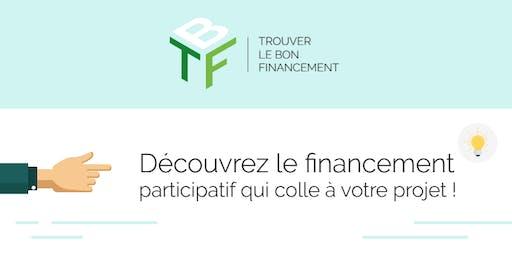 """Atelier """"Le crowdfunding : une solution pour l'amorçage de son projet ?"""""""