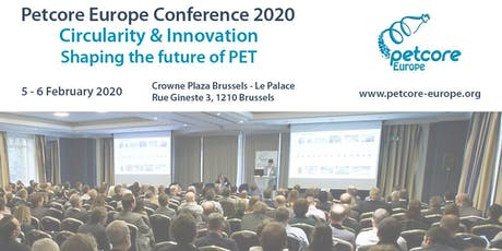 Petcore Europe Conference 2020 billets