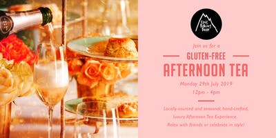 Gluten Free Afternoon Tea