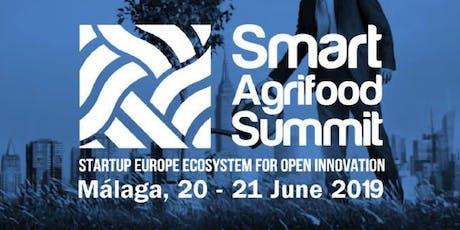 "Investors Day ""Startup Europe SmartAgrifood Summit"" 20J tickets"