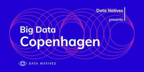 Big Data, Copenhagen v 3.0 tickets