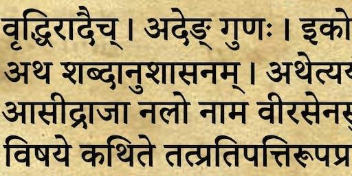 Mahopādhyāyamahotsava: Celebration of a Sanskrit Teacher