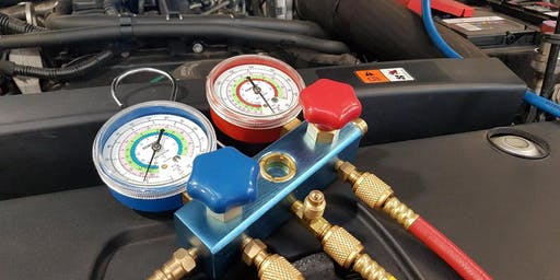 Automotive Air Conditioning Training (July 2019)