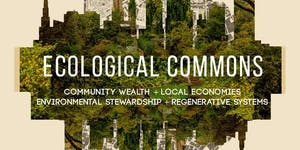 Ecological Commoning - Perspectives on how local...