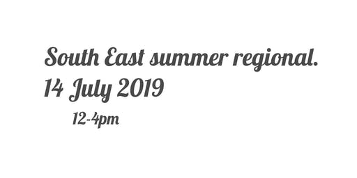 Summer south east regional