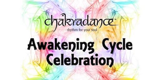 """Copy of CHAKRADANCE - """"Awakening Cycle"""" CELEBRATION"""