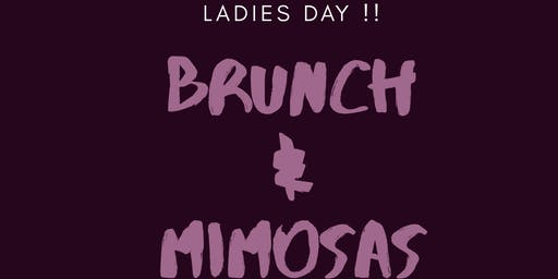 Woman's Brunch and Mimosas
