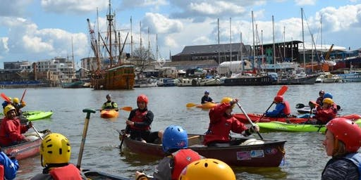 Bristol Harbour Canoeing Experience