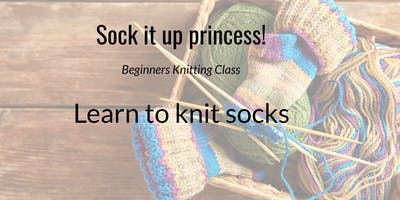 Learn to Knit a Pair of Socks