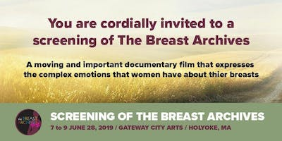 The Breast Archives Film Showing
