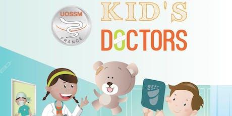 KIDS DOCTORS - Ateliers de sensibilisation à la santé humanitaire billets