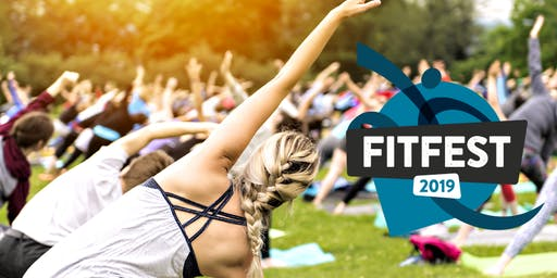 FitFest 2019 Sessions (Advance, all day ticket required)