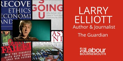"""Larry Elliott on \""""What went wrong with the UK and how to fix it\"""""""