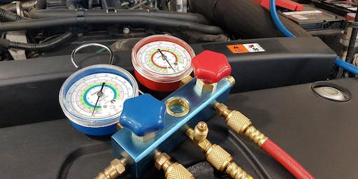 Automotive Air Conditioning Training in Perth (October 2019)