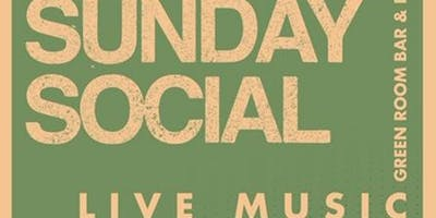 Sunday Social  Live Music featuring  'Anatomy of Ghosts'
