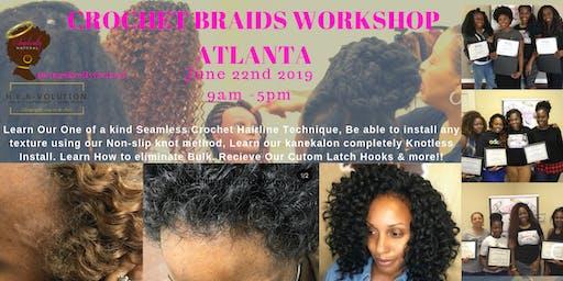 Crochet Braids Workshop (ATLANTA)