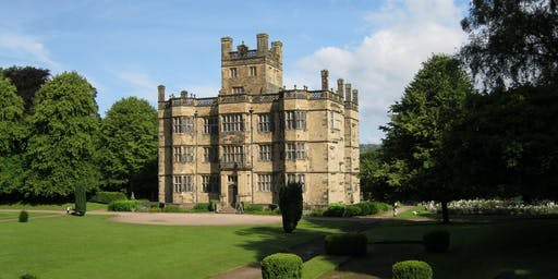 Heritage Open Day at Gawthorpe Hall (Padiham) #HODs