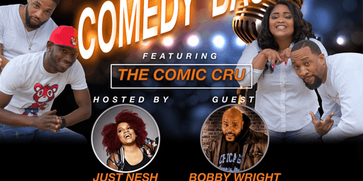 Summer Comedy Bash Hosted by Just Nesh featuring the Comic CRU