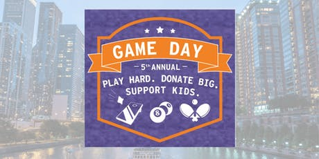The Peloton Kids Foundation's Fifth-Annual Game Day - Chicago tickets