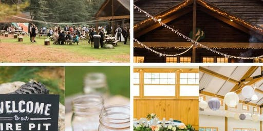 Rustic Wedding Expo at Camp Hoffman