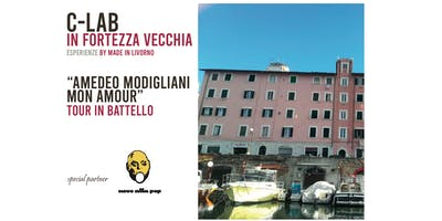 """Amedeo Modigliani mon amour"" Tour in battello"