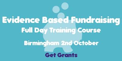 Evidence Based Fundraising Training Course