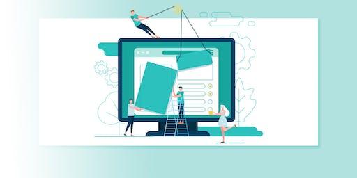 Onlinepräsenz für junge Unternehmen