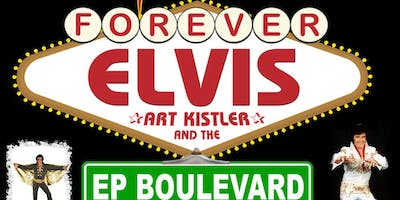 FOREVER Elvis Christmas Show 2pm  by Art Kistler and the EP Boulevard Band