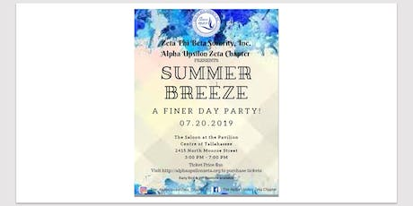 Summer Breeze: A FINER Day Party  tickets