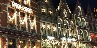 Christmas in Bruges and the Kerstbier winter beer festival