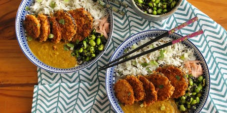 Take Out at Home: Japanese Curry Katsu Chicken & Rice tickets