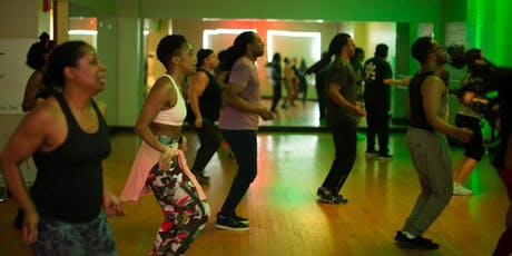 Afrobeat Fit® BOS: Mid Week Sweat tickets