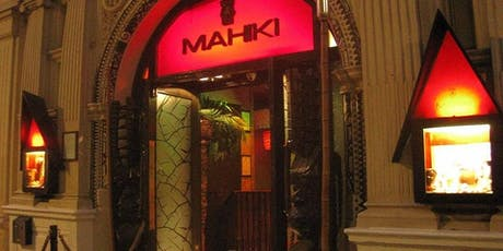 Exclusive Social Get Together @ Mahiki Mayfair with Welcome Drink, dj, Dancing tickets