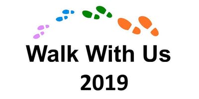 Walk With Us 2019 (13 miles)