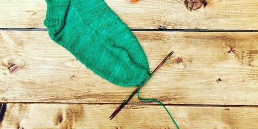 Introduction to Sock Knitting 2 x 2 Hour Sessions