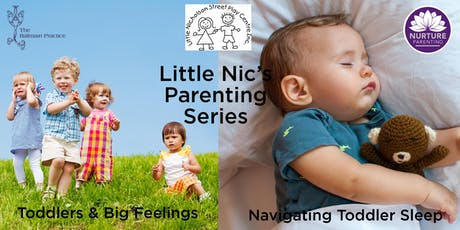 Little Nic's Parenting Series tickets