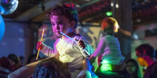 Big Fish Little Fish WATFORD 'Vikings & Dragons' Family Rave DJs Baker & Beale  22 September 2019
