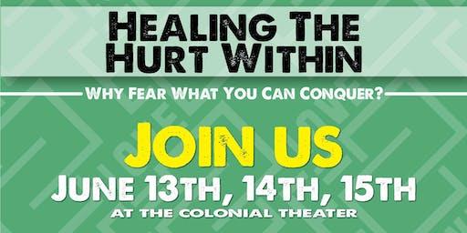 Healing the Hurt WIthin