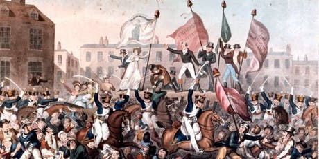 Peterloo – The Aftermath By Shelia Goodyear tickets