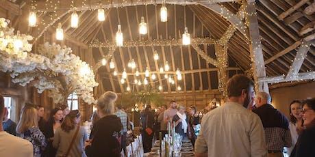 Southlands Barn, West Chiltington - Evening Wedding Showcase tickets