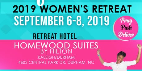 Force of LIfe International Fayetteville Women Of Action Women's Retreat: Pray Push Deliver tickets