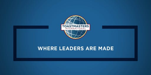 Garden City Toastmasters: Speak With Confidence