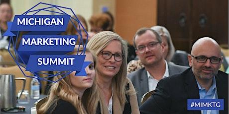 Michigan Marketing Summit tickets