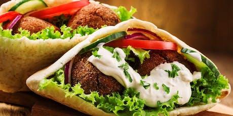 Mediterranean Fusion - Summer Lunch Break Series tickets